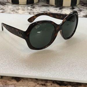 Ray-Ban 'Round Glamour' Sunglasses